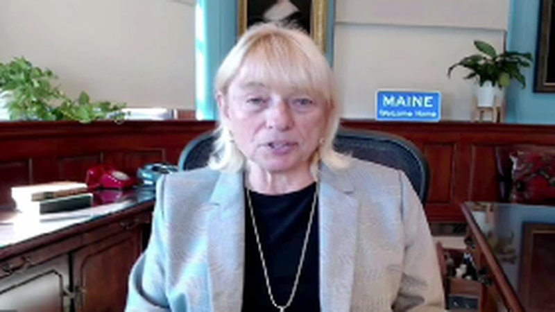 A campaign spokesperson for Governor Mills that she intends to run to retain her office in 2022.