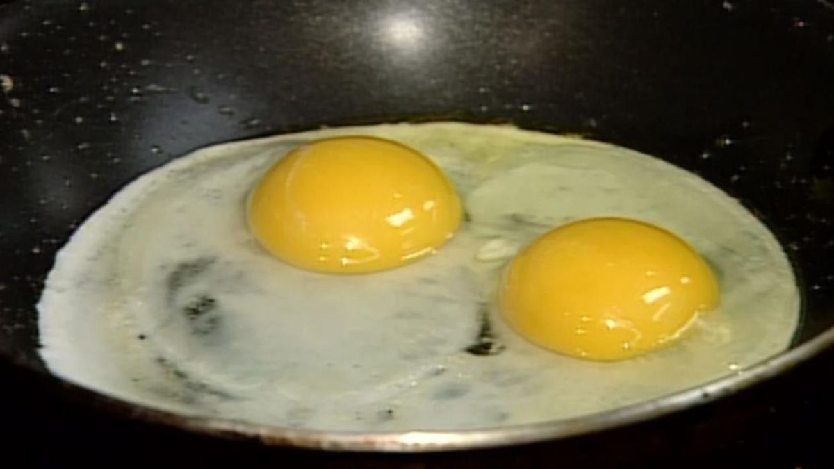 Data shows egg prices are significantly on the rise as demand has increased amid the COVID-19...