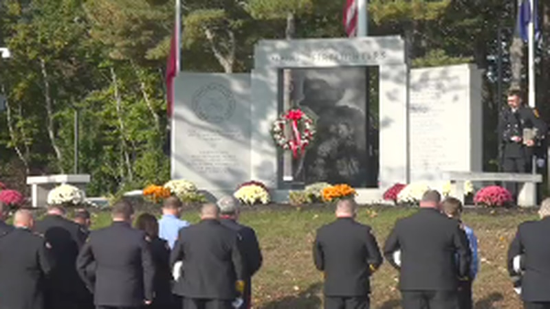 The Maine State Federation of Fire Fighters Annual Memorial Service has been an annual event at...