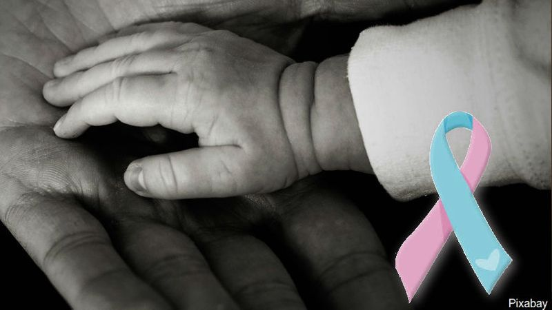 Oct. 15 is Pregnancy and Infant Loss Remembrance Day. Courtesy:Pixaby