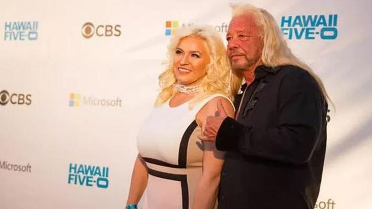 Beth Chapman, shown with Duane Chapman, has battled cancer for years. (Source:Source: KHNL/Gray...