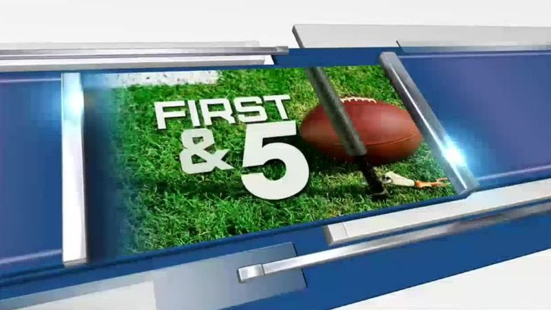 Ben Barr and Bryan Sidelinger brings you high school football highlights and scores