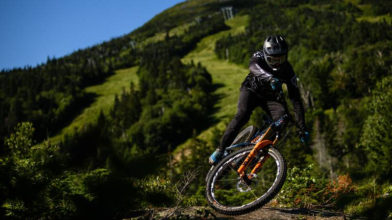 Sugarloaf Mountain is hosting the MAXXIS Eastern States Cup Enduro Series Box Showdown on Sunday.