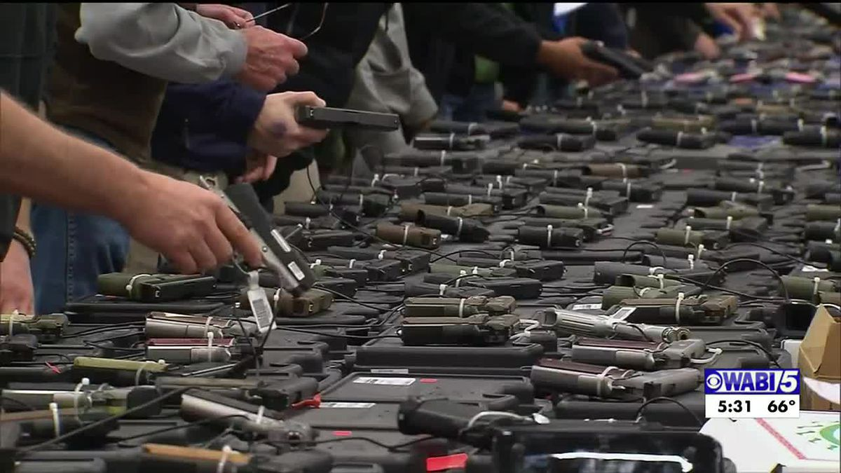 Mainers react to President Biden's executive gun orders