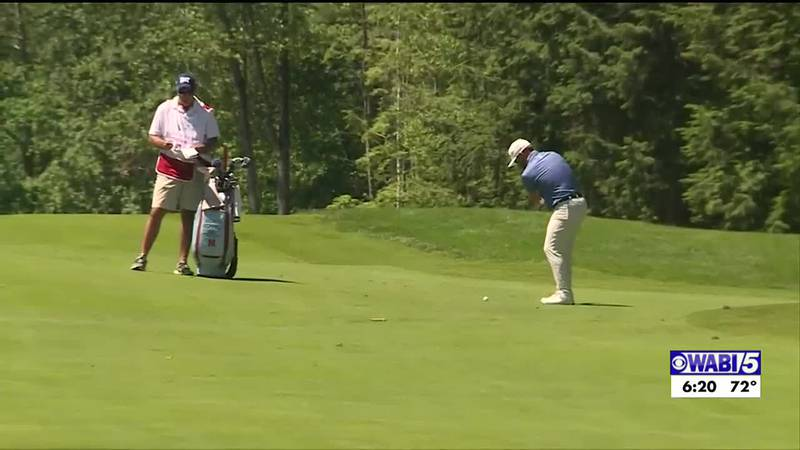 First PGA Korn Ferry Tour tournament gets underway in Falmouth