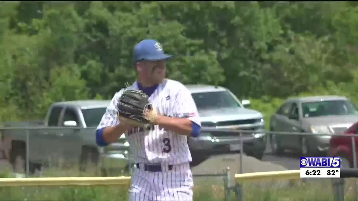 Searsport baseball tops Vinalhaven to advance in D south playoffs