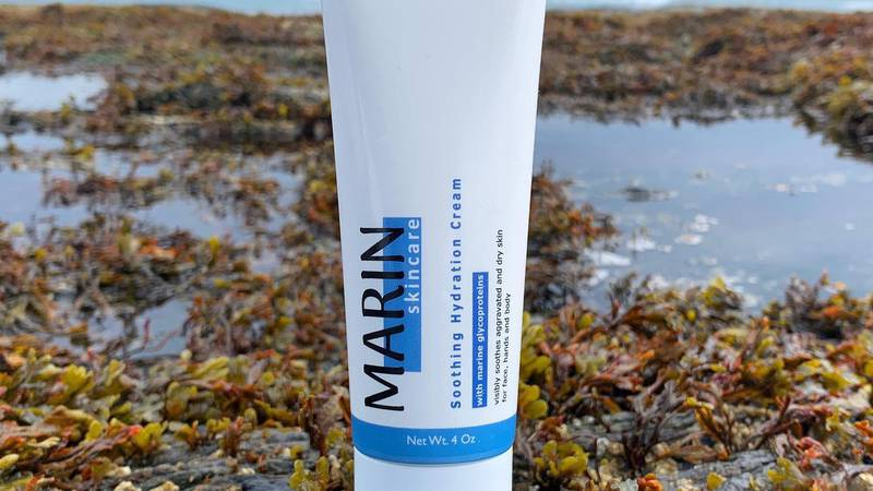 UMaine Biomedical Engineering graduates marketing skin creme made with lobster protein