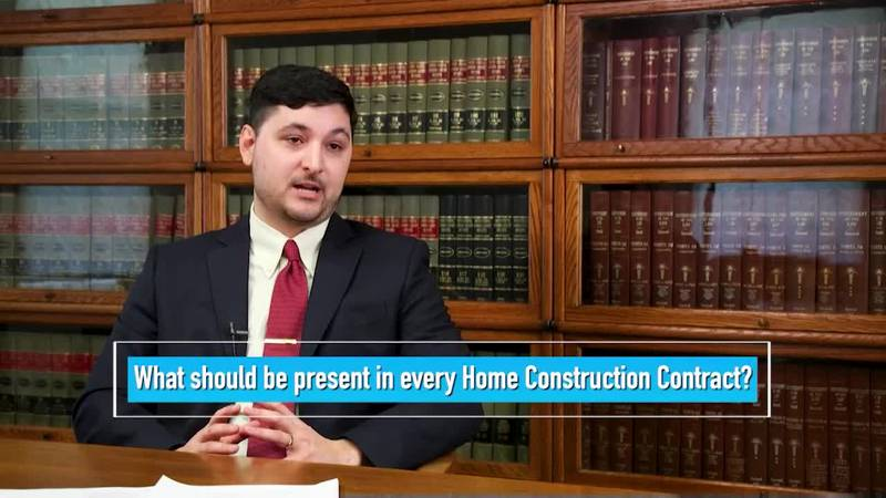 Ryan Rutledge- Building Contracts and the Law