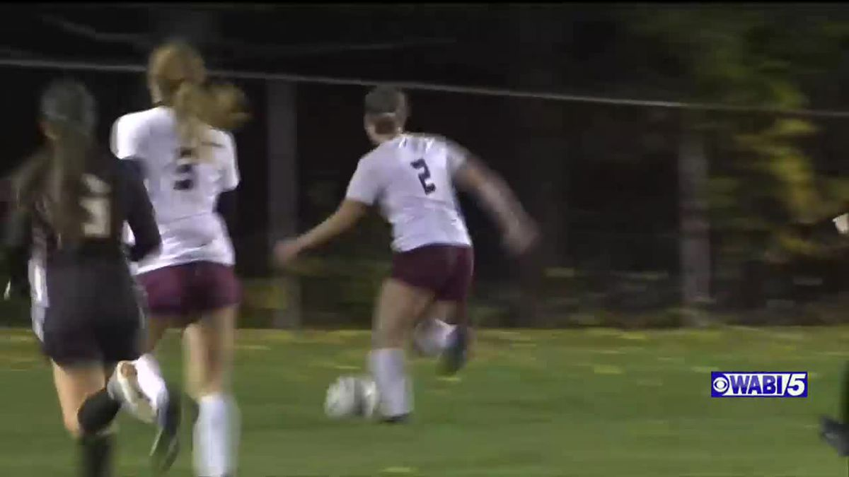 Ellsworth girls soccer edges Brewer