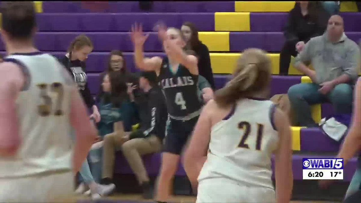 Calais' McVicar commits to join Husson women's basketball program