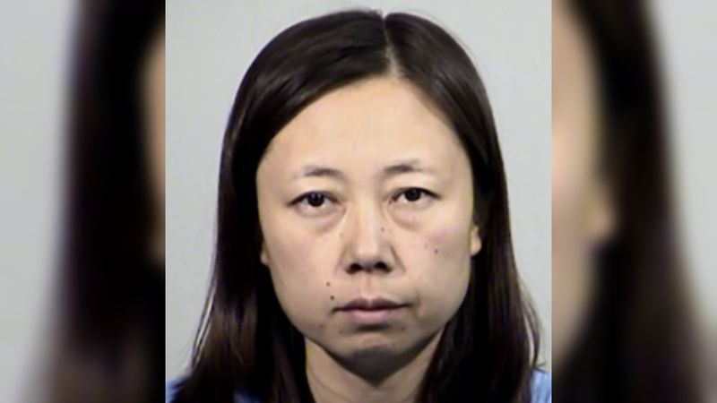 This Saturday, May 15, 2021, booking photo released by Tempe Police Department shows Yui Inoue,...