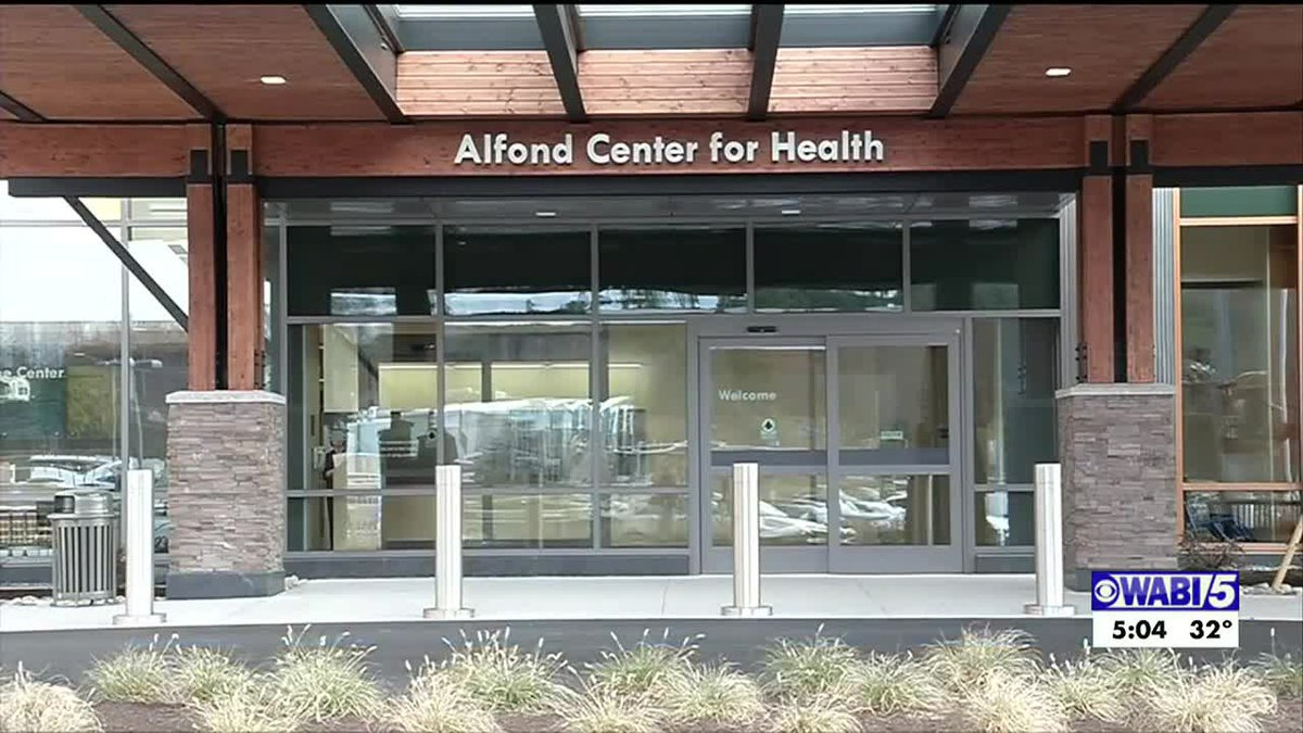 Maine General health officials say the clincs will be at the alfond center for health in Augusta