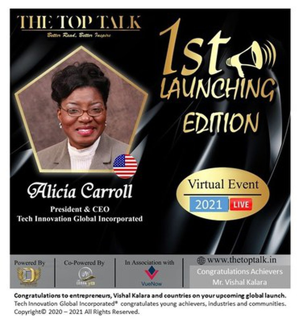 Congratulations to this Year's Achievers and Entrepreneurs! Join the *The Top Talk*...