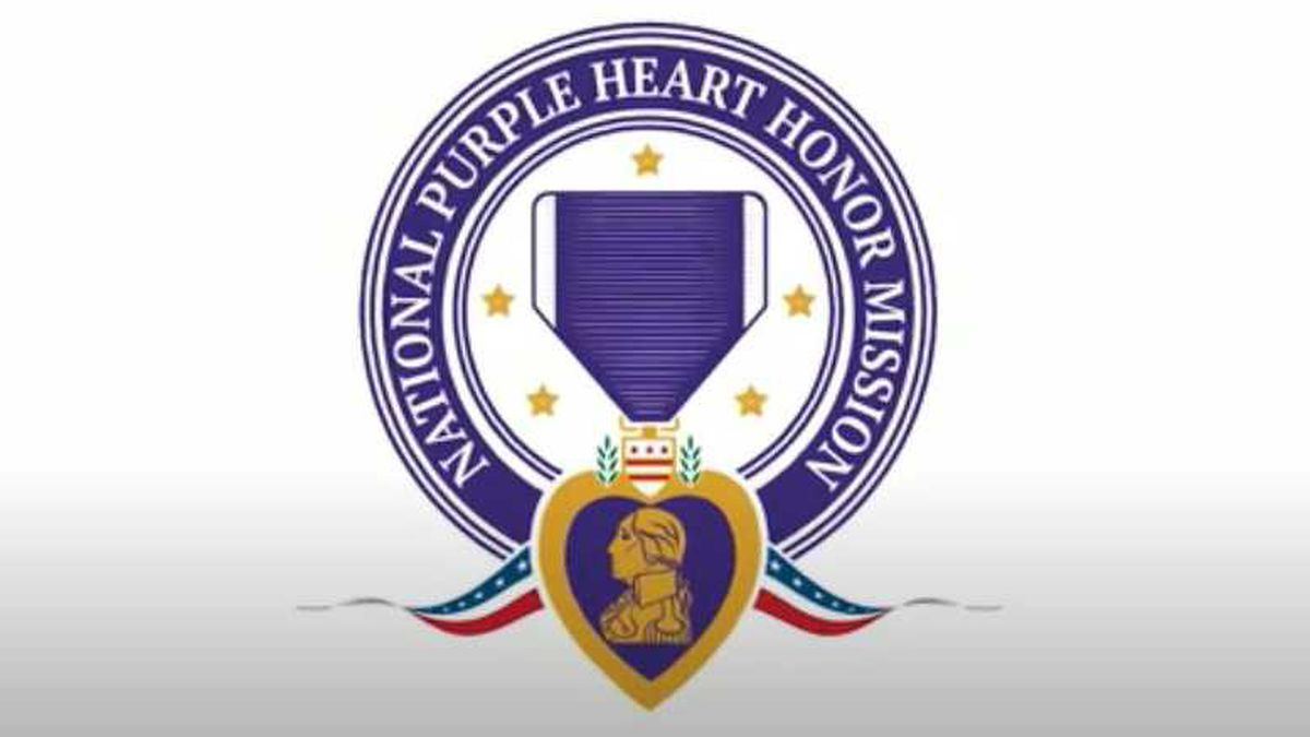 The multi-day salute to service will bring together Purple Heart heroes representing each state...