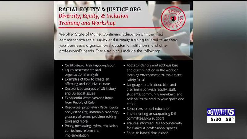 Working to build racial equity in our communities