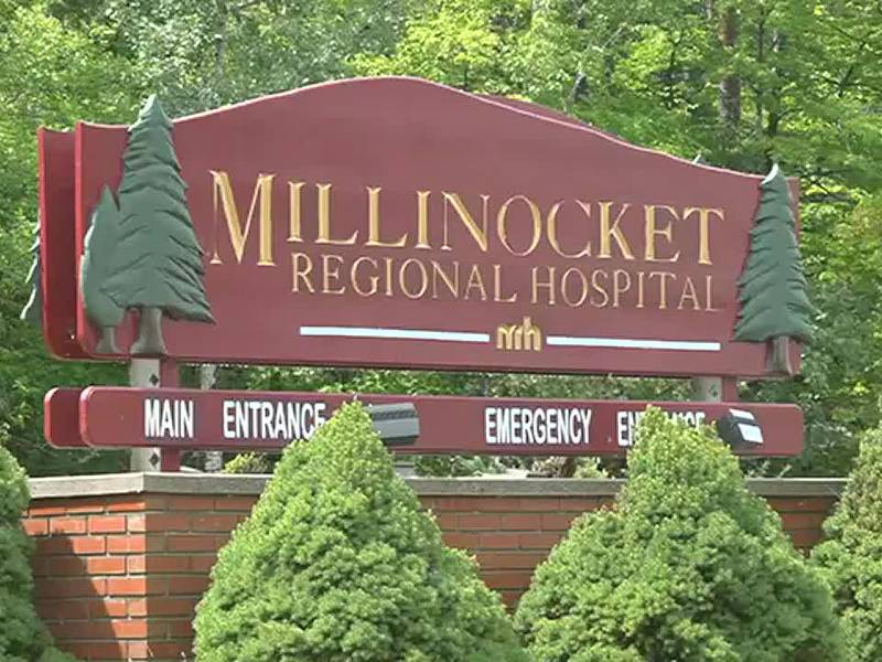 The Millinocket Regional Hospital will be the first in the state to require coronavirus...