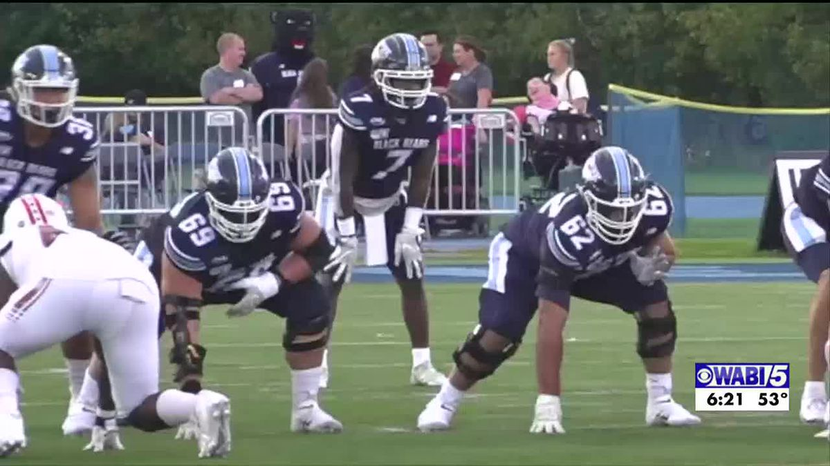 Maine football stars recognized by CFL scouting