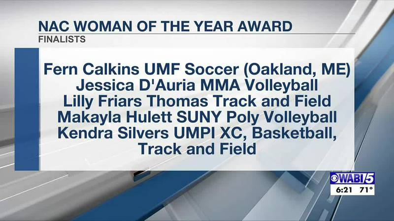 NAC announces Woman of the Year candidates