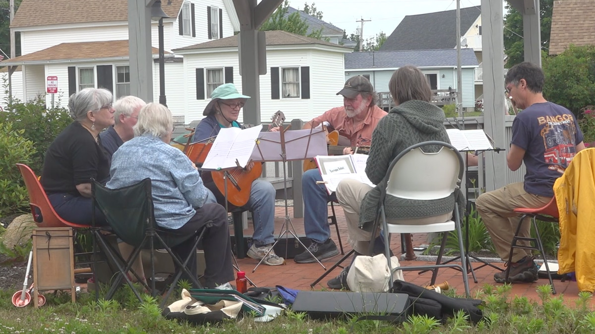 In-person, summer programming has returned to Winter Harbor this summer.