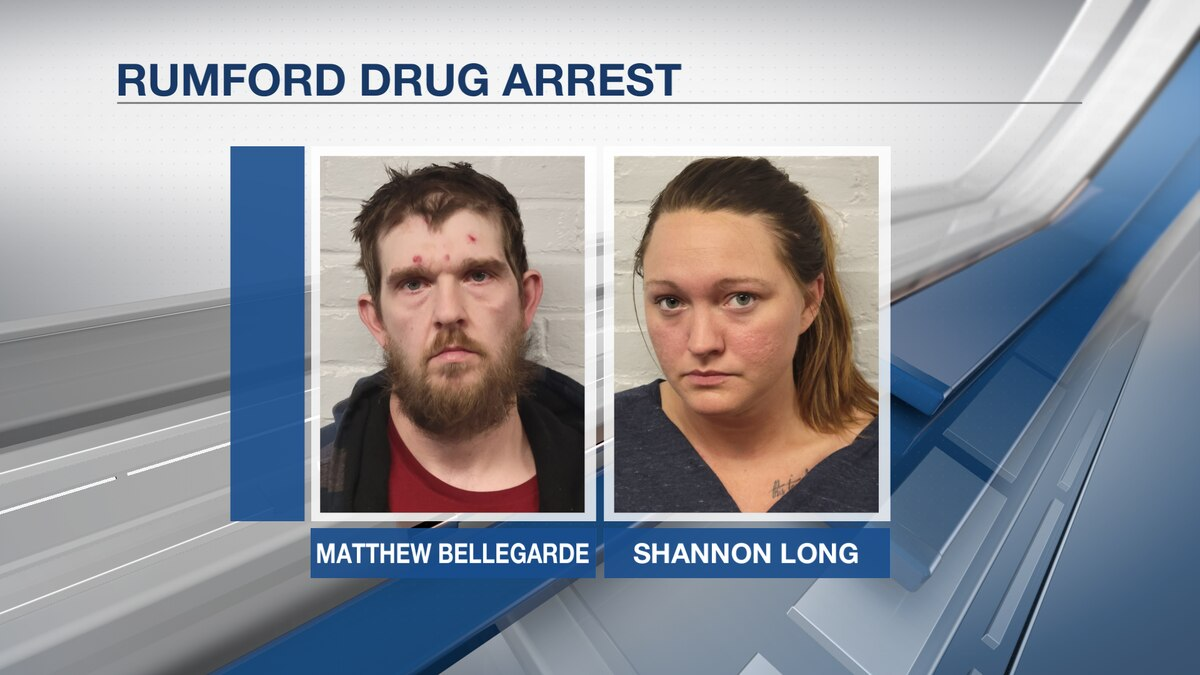 Matthew Bellegarde, 38, and Shannon Long, 28, were arrested and charged with aggravated...