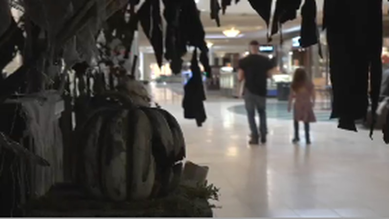 The Haunted House opens Saturday in the Bangor Mall.
