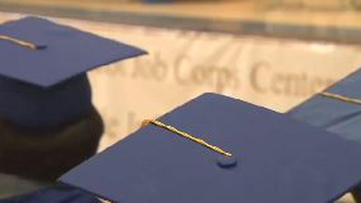 The coronavirus pandemic disrupted Maine's graduation season last year.