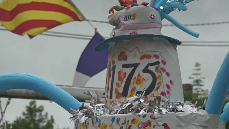 The Town of Searsport is celebrating a milestone