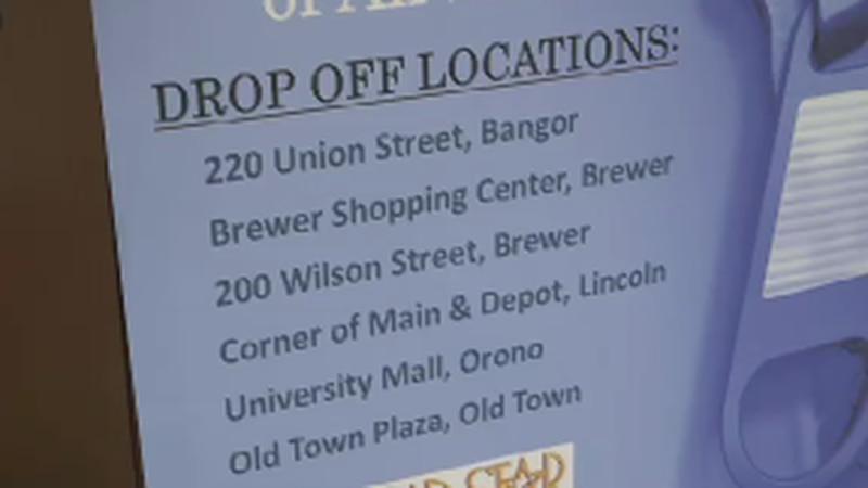 Gold Star Cleaners kicks of Bangor area coat drive