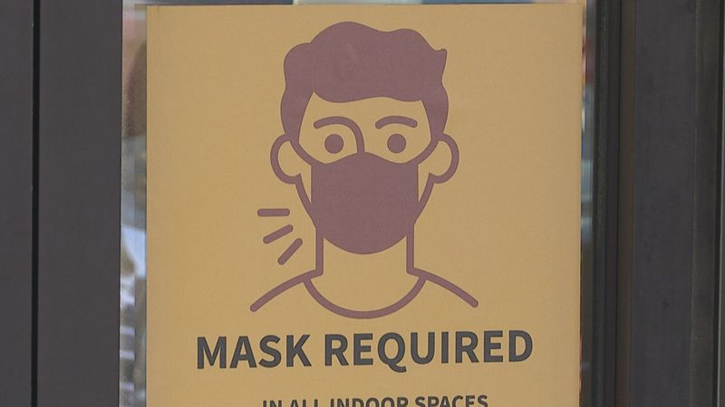 Masks are still essential