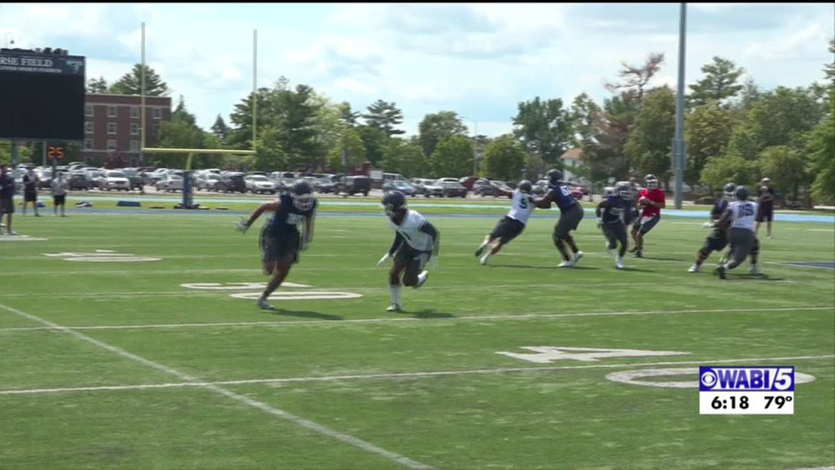 Maine's football conference to announce cancellation of CAA schedule on Friday.