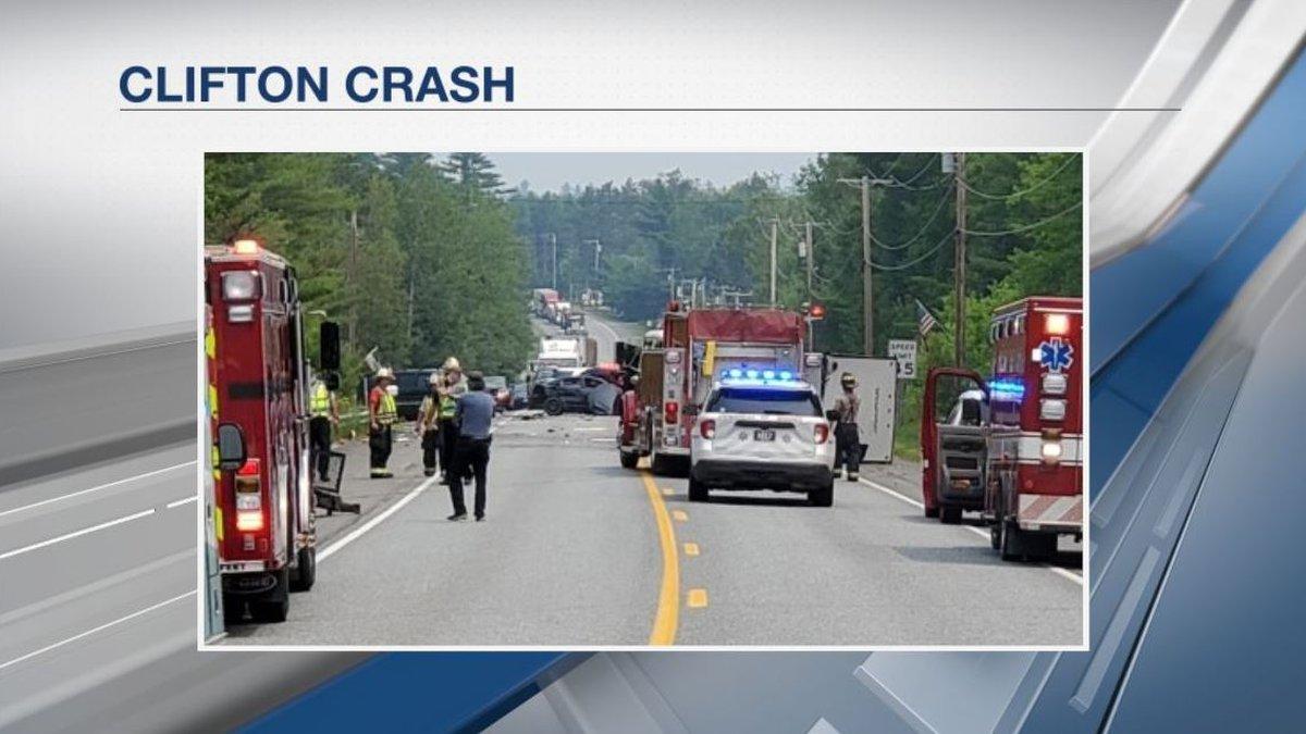 Clifton crash