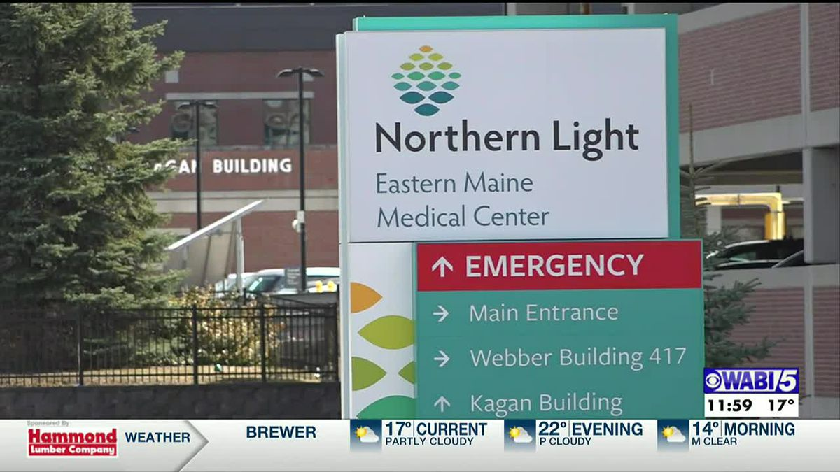 32 patients and staff at Northern Light EMMC have tested positive for COVID-19.