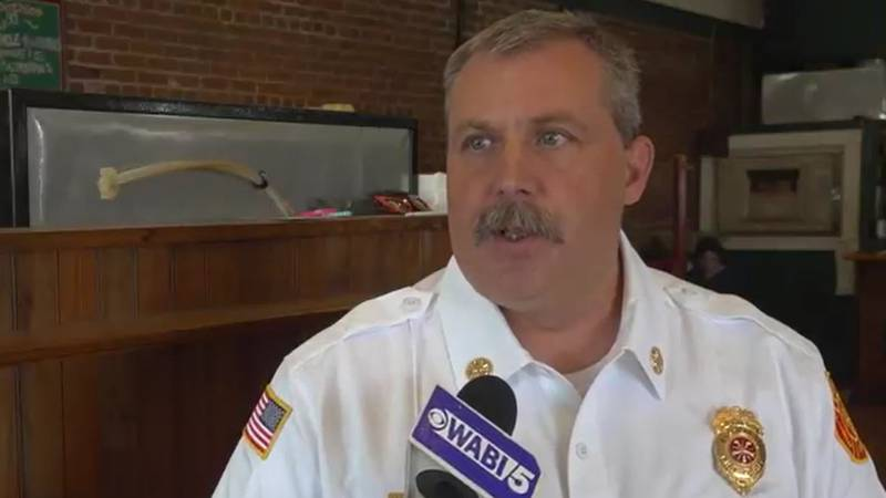 Scott Guillerault was hired to lead the Ellsworth fire department