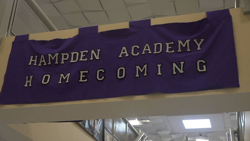 Hampden Academy homecoming
