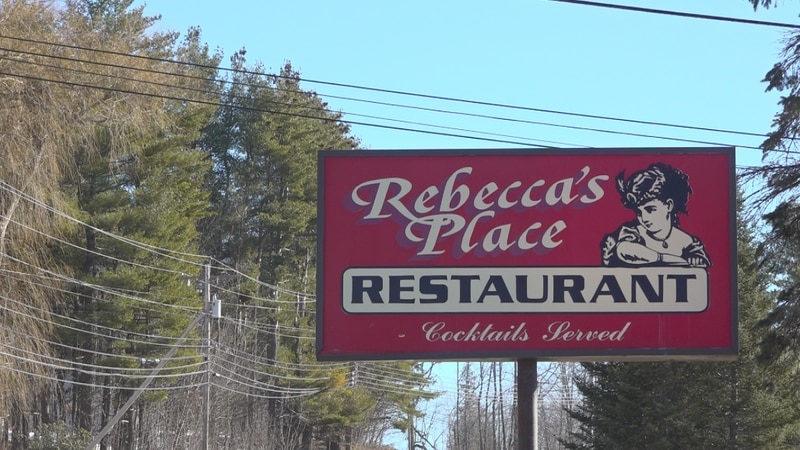 Rebecca's Place restaurant in Augusta.