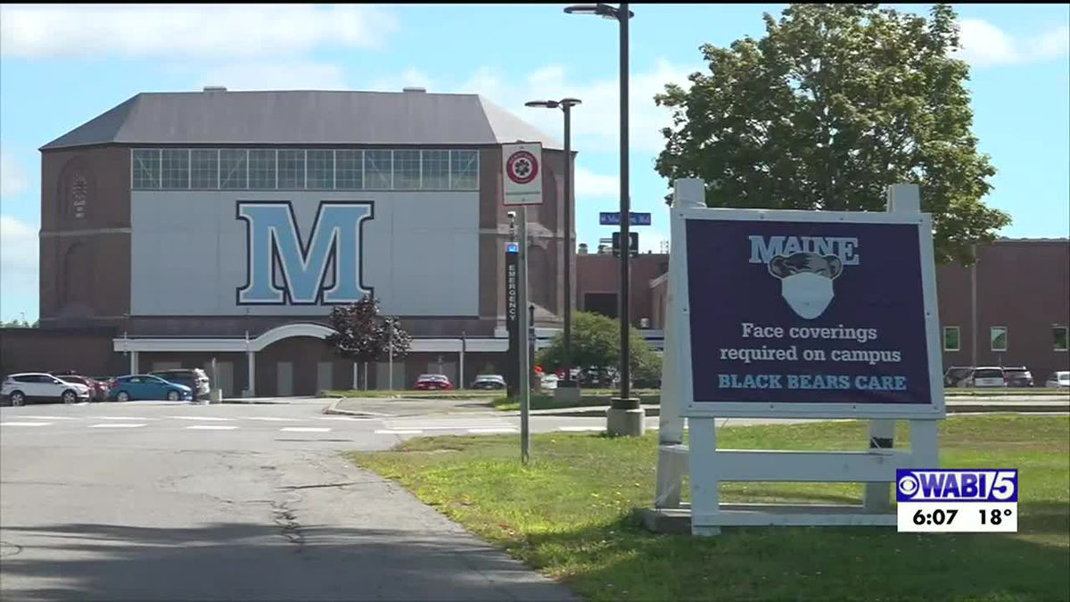 The University of Maine says it plans to have an in person component for 2021 and 2020...