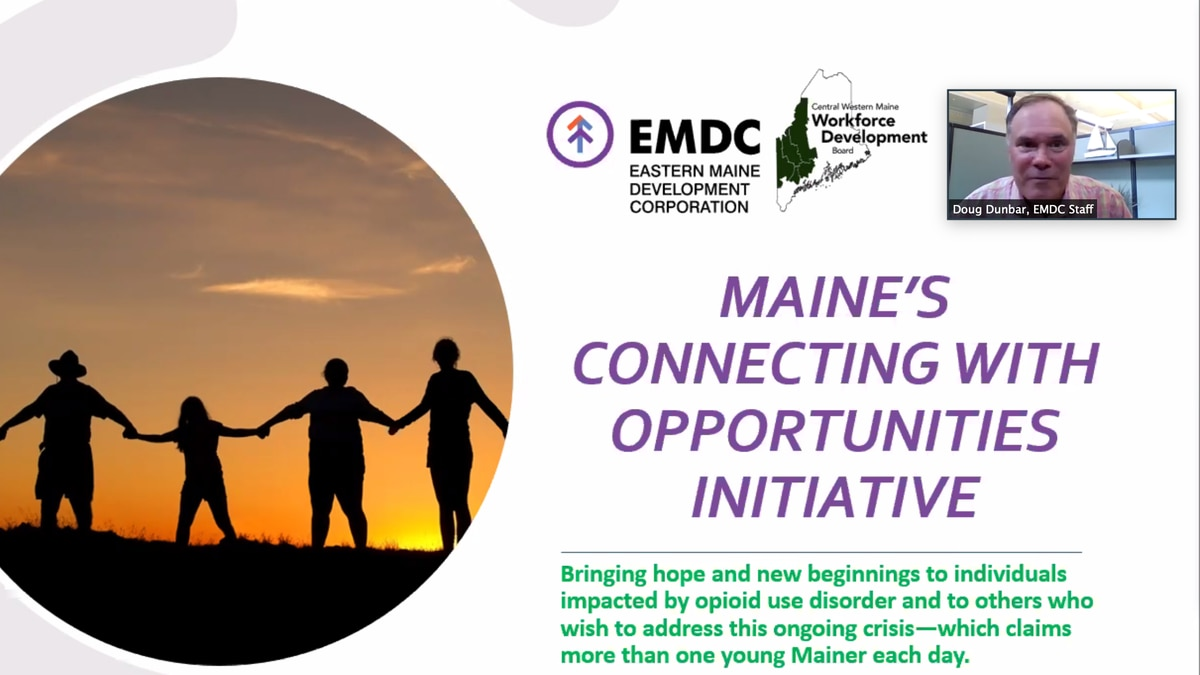Maine's Connecting with Opportunities Initiative