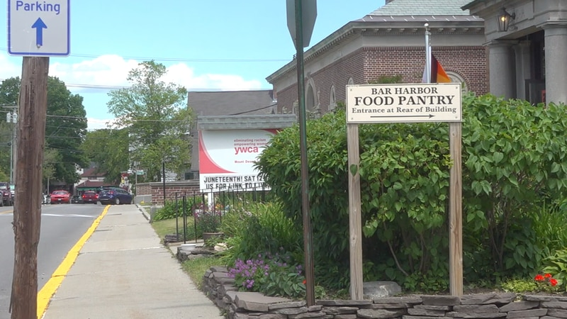 The Bar Harbor Food Pantry serves all of MDI and of Hancock County, where food insecurity is as...