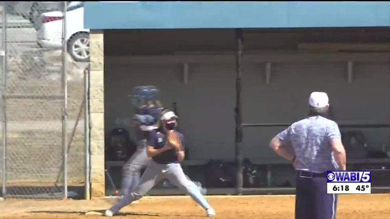 UMaine softball sticking together like family through slow start, loving the chance to play