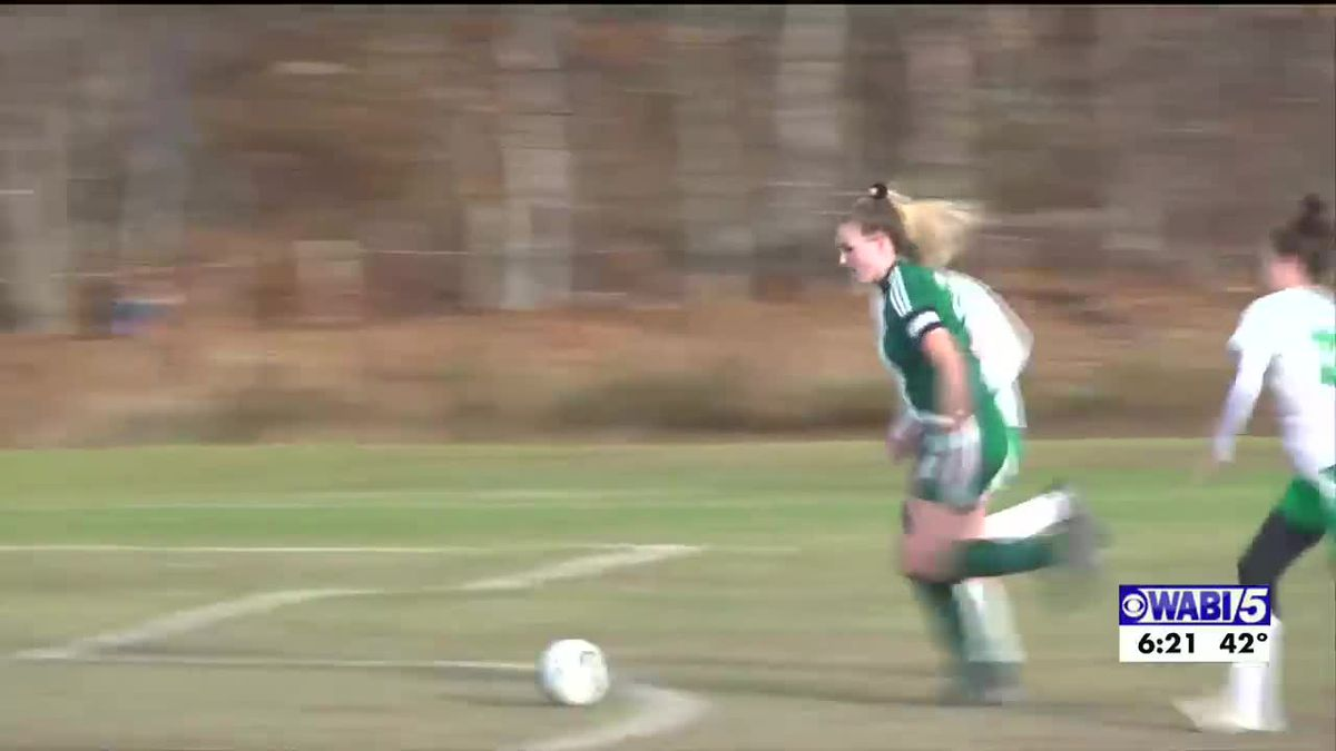 Penobscot Valley girls win COVID cup soccer playoff title