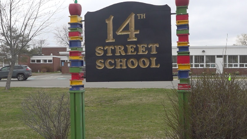 14th Street School in Bangor.