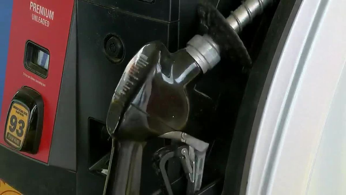 Gas prices in Maine are 17.1 cents per gallon higher than a month ago, and $1.06 higher than a...