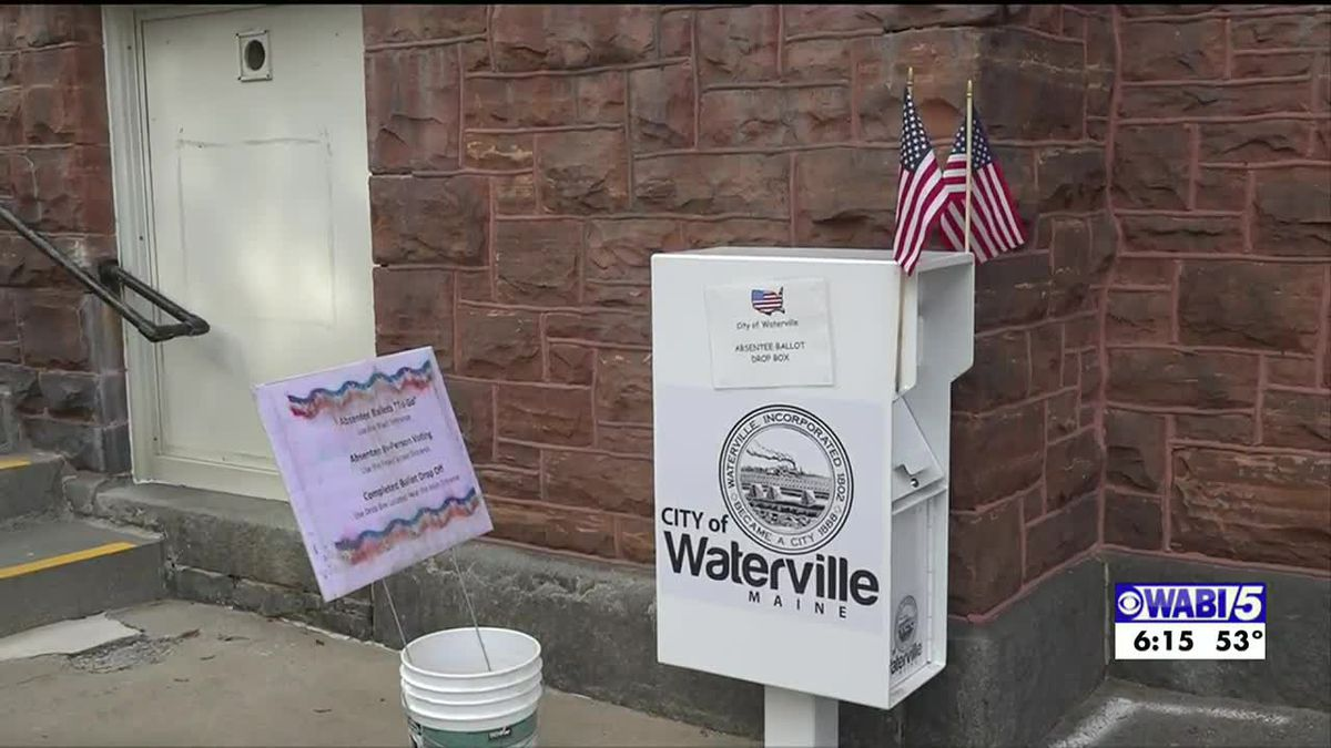 Augusta and Waterville make changes to previous polling centers