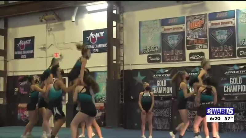 High 5: Big 10 Cheer teams ready for live competition at national championship meet