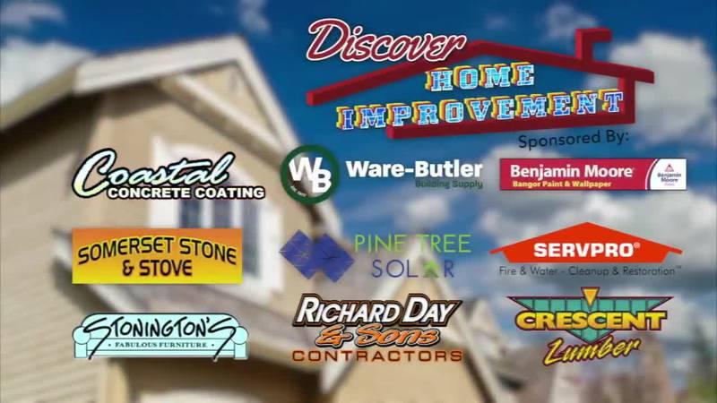 Discover Home improvement April 15, 2021