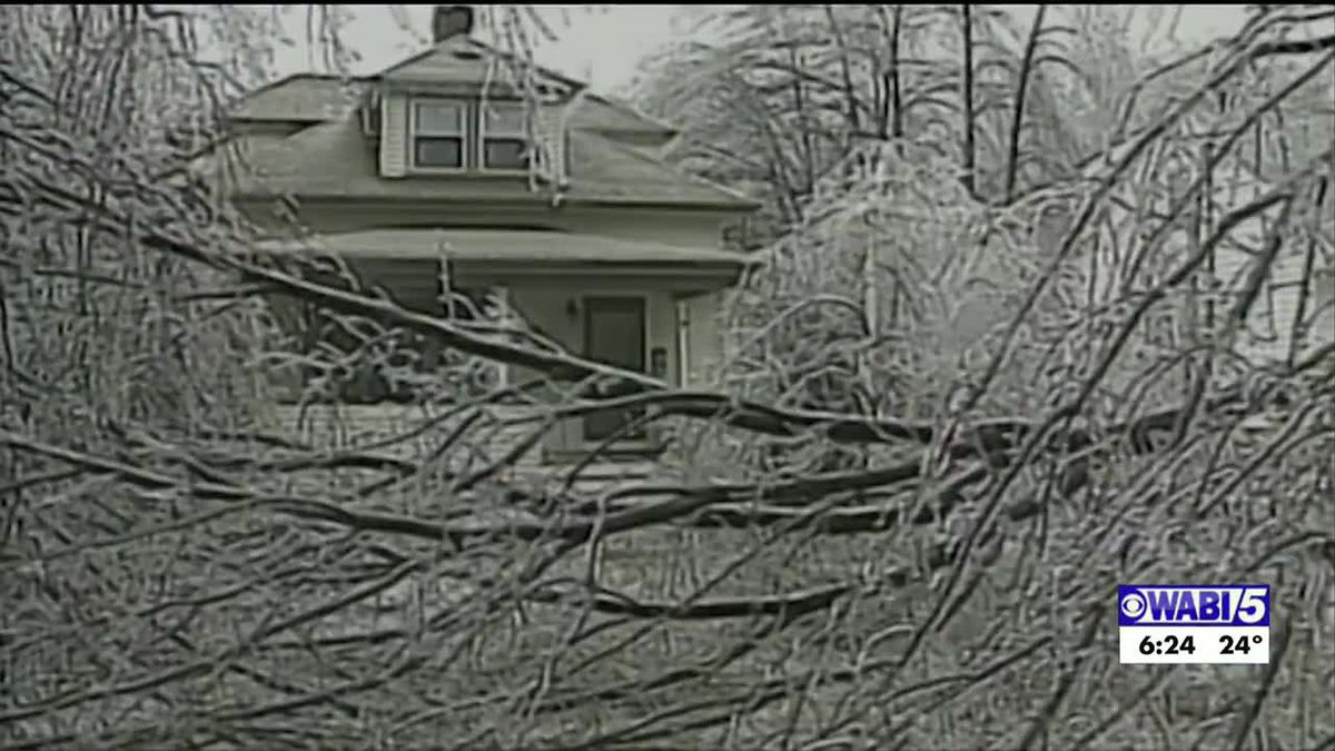 Website  dedicated to the ice storm of 1998