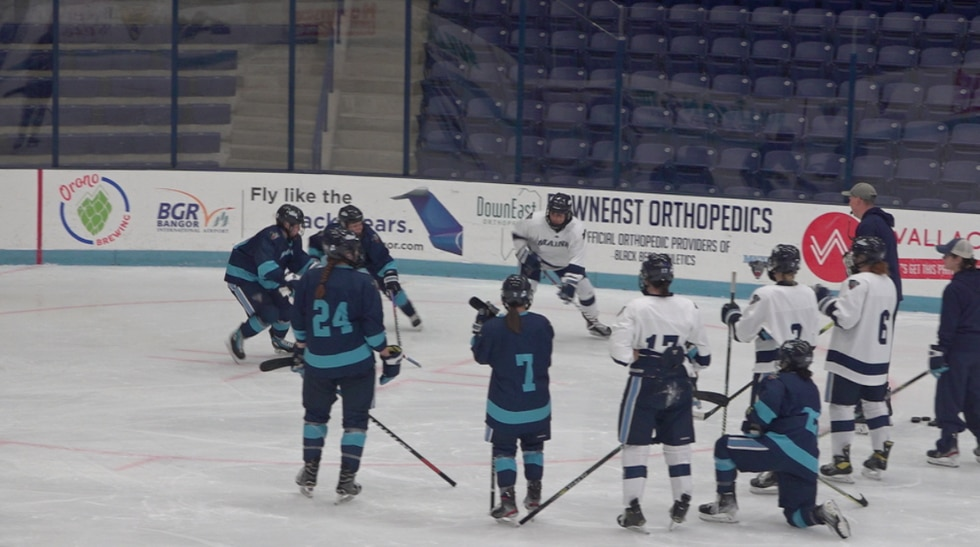 UMaine will return to action at Alfond Arena for the first time in 595 days on Saturday
