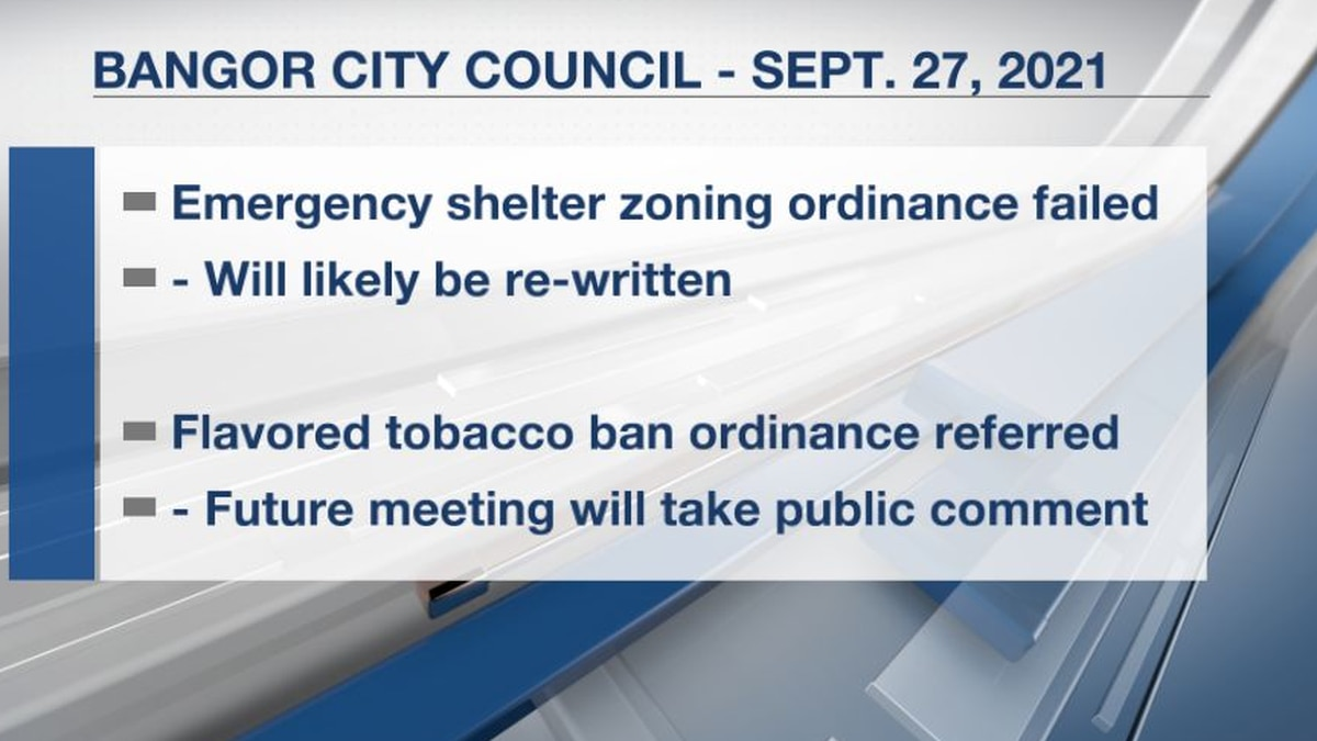 The ordinances received significant public interest.