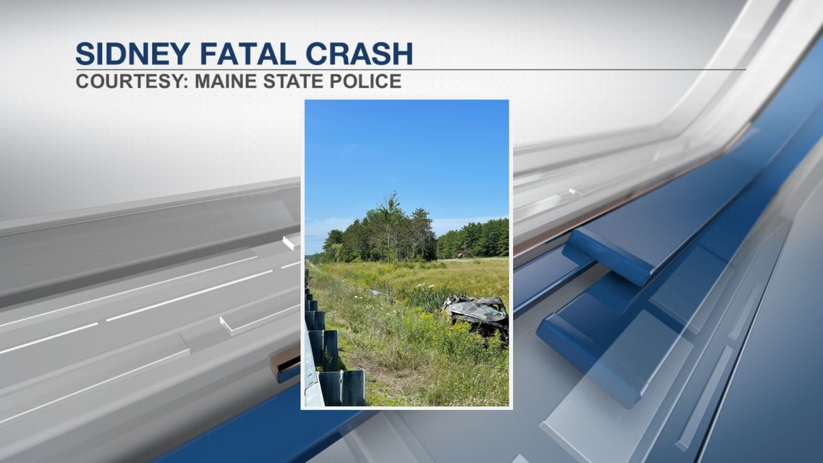 State police are investigating after a crash on I-95 in Sidney killed a man from Old Orchard...