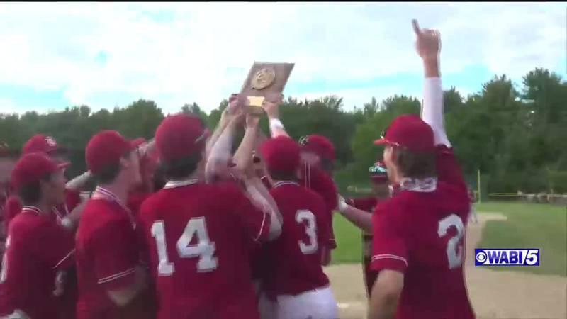 Bangor baseball rallies back past Skowhegan to reach the Class A state game
